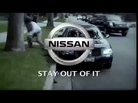 Nissan Banned Commercial Advertising on TV killing the Toyota Prius Bastard