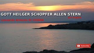 GOTT HEILGER SCHOPFER ALLEN STERN