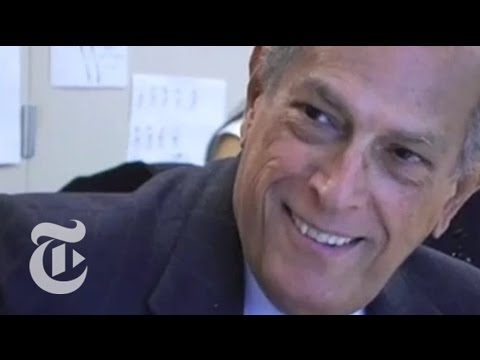 Oscar de la Renta Interview: Behind the Scenes | The New York Times