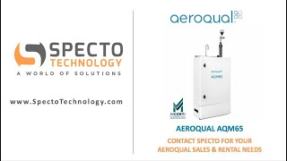 Specto Technology - Aeroqual AQM 65