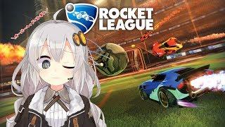 【アレスの】ちょっとだけロケットリーグやります☆(╹◡╹)【天秤】#01