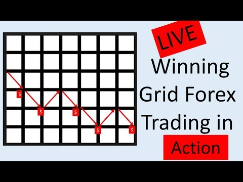 Forex Grid Trading Is A Clear Winning Technique. See The LIVE Client Trading Results & How It Works