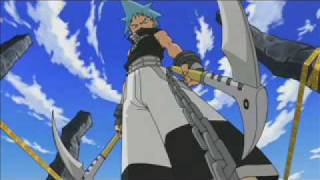 Soul Eater OST Track 9 - BLACK☆STAR (never lose myself)