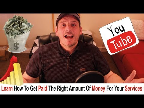 Learn How To Get Paid Bigger Profits For The Services You Provide