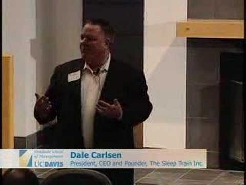 A Conversation with Dale Carlsen Sleep Train Founder