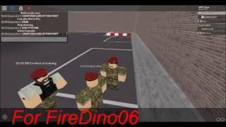 Preuve, BritishOperater (fr) ROBLOX - France À (BM) Police militaire britannique.