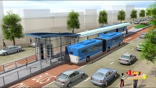 Rapid Bus Transit