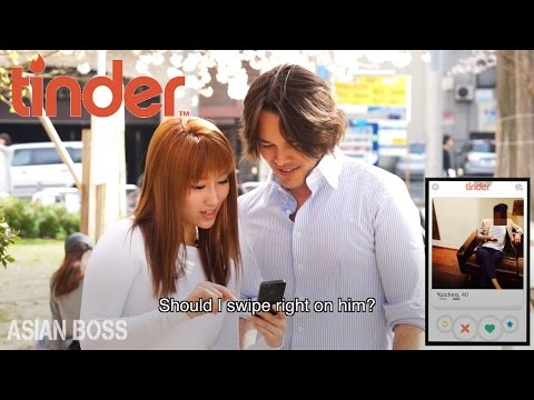 Japanese Girls Try Tinder For The First Time [ASIAN BOSS]