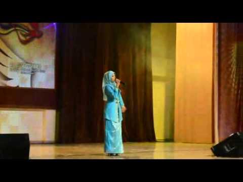 Dirgahayu Tanah Airku by Fasehah Samsuddin (winner)