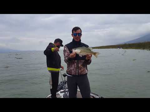 Fishing In The Biggest Lake In MEXICO!!!!!!!!