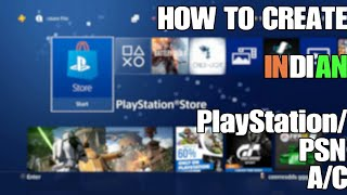{Hindi} HOW TO CREATE INDIAN PSN A/C