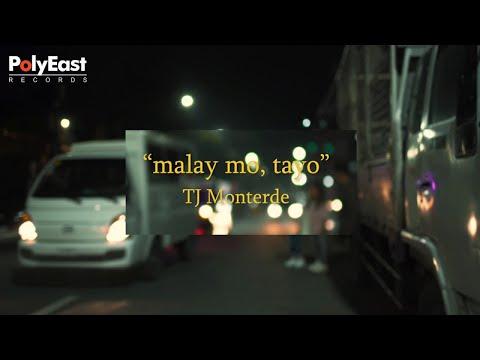 TJ Monterde - Malay Mo, Tayo (Lyric)