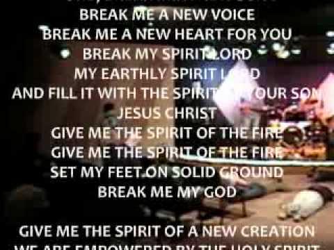 DEC Band - Break Me Lord mp3