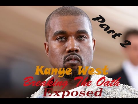 Kanye West Breaking The Oath & Will Be Cloned Or Under MK Ultra Mind Control (Part 2)