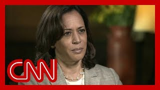Kamala Harris: My plan is not an eliminaton of Obamacare thumbnail