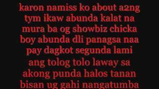 Repeat youtube video basta wala ka.lyrics