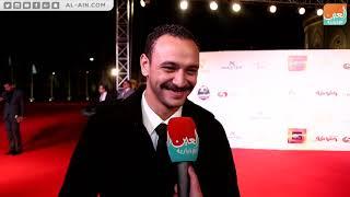 أحمد خالد صالح: سعيد بتكريمي كأفضل وجه سينمائي في مهرجان وشوشة