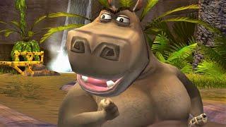 Madagascar: Escape 2 Africa (2008) (PC Game) - #14 - Wooing Gloria