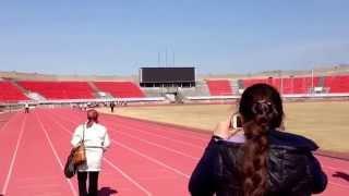 Бег Кати на 500м (закрыт III-й юношеский)