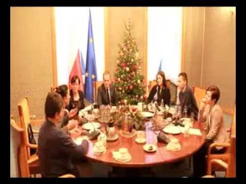 Ratuj Maluchy z wizytą u premiera Donalda Tuska