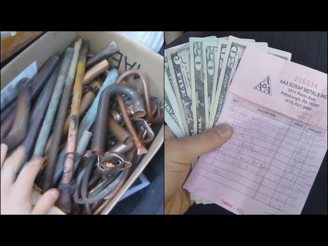 How to get the best prices from a scrap yard near me