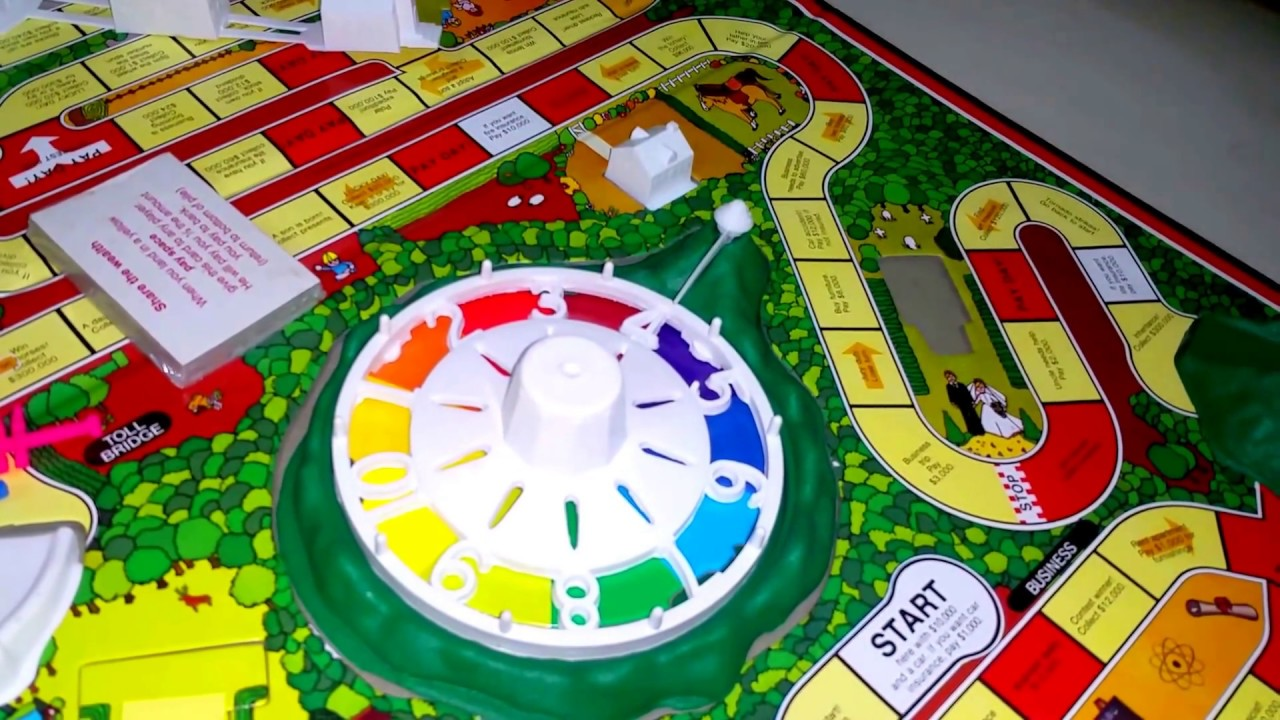 Simple Rules and Instructions for Enjoying 'The Game of Life'