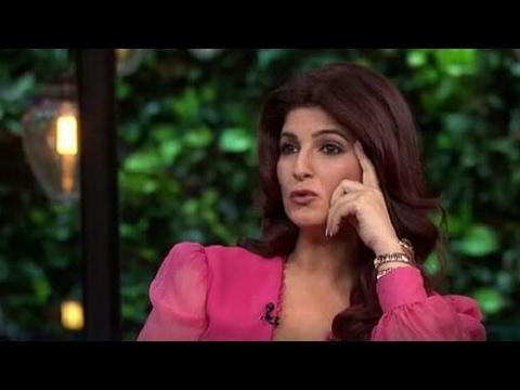 Twinkle Khanna Exclusive Interview | About Akshay Kumar | Personal Life | Alia Bhatt | Karan Johar
