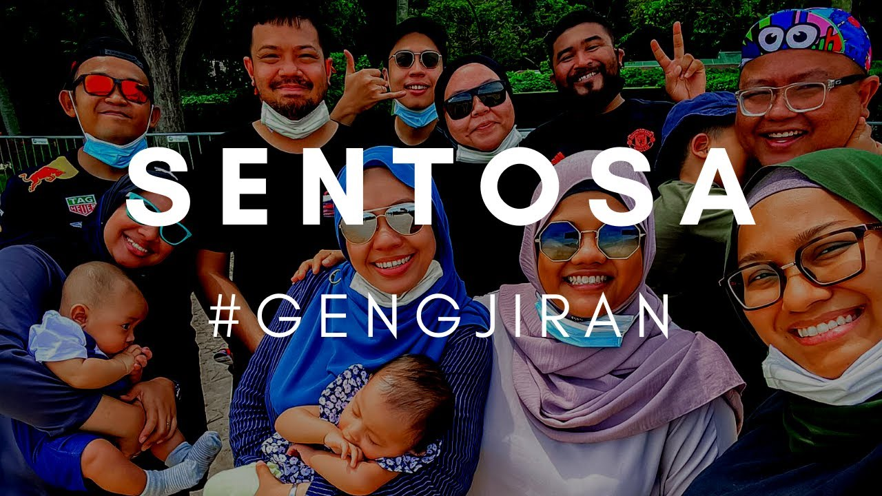 Sentosa #gengjiran