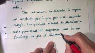 Learn French by copying asmr