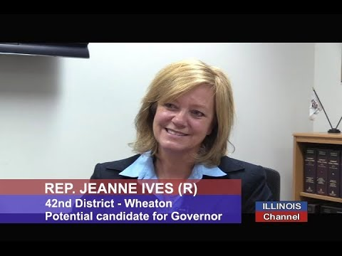 One-on-One with Rep Jeanne Ives (R) on Her Potential Run for Governor