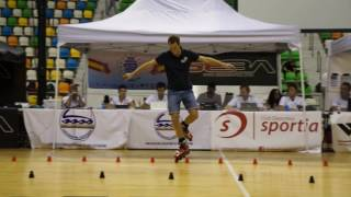 EFSC 2016 / Claris Alexandre - 6 place