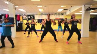 """Calle Ocho"" Zumba Routine @ Whole Body Lifestyle"
