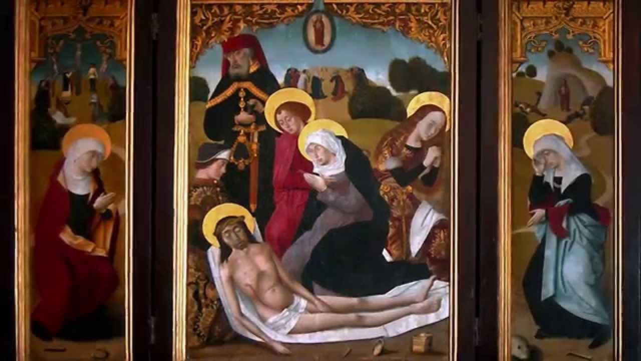 Via Crucis, Gesù è disceso dalla croce (francese su you tube)- ingrandimento dans immagini sacre maxresdefault