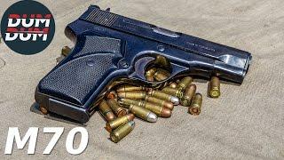 Zastava M70 opis pištolja (gun review, eng subs)