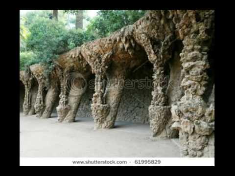 LE PARC Bois De Boulogne Gaudi Park Tiergarten Tangerine Dream