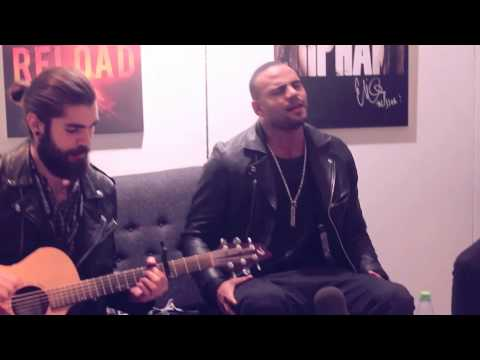 Mohombi - Universe (Live @ East FM)