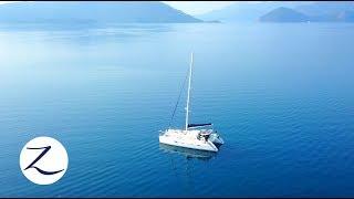 Fifty Shades of Blue - Sailing the Med + Solar Installation (Zatara Ep 52)