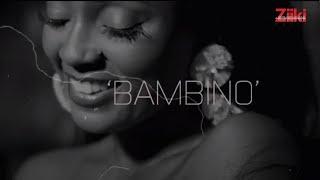 Vanessa Mdee - Bambino - Lyrics Video - feat Reekado Banks