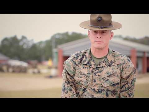 Senior Drill Instructor SSgt Marcin Rejment *Platoon 3006 - Kilo Company