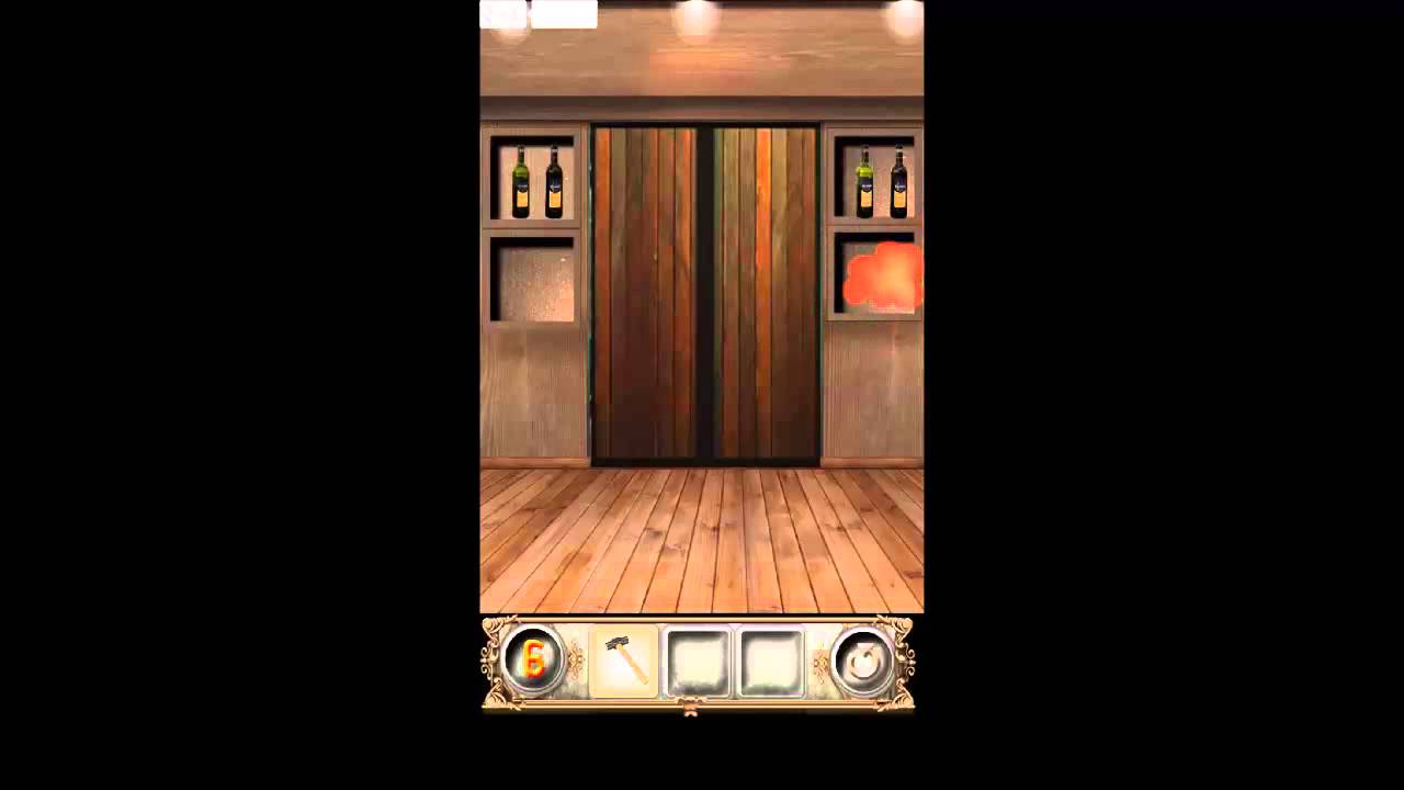 100 Doors Floors Escape Level 6 Walkthrough Youtube
