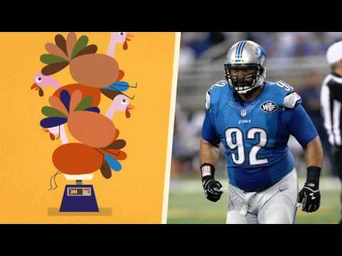 Thanksgiving by the Numbers | NFL Infographic