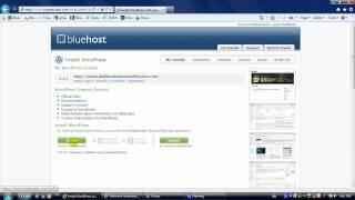 كيفية إنشاء نطاق الملحق في Bluehost