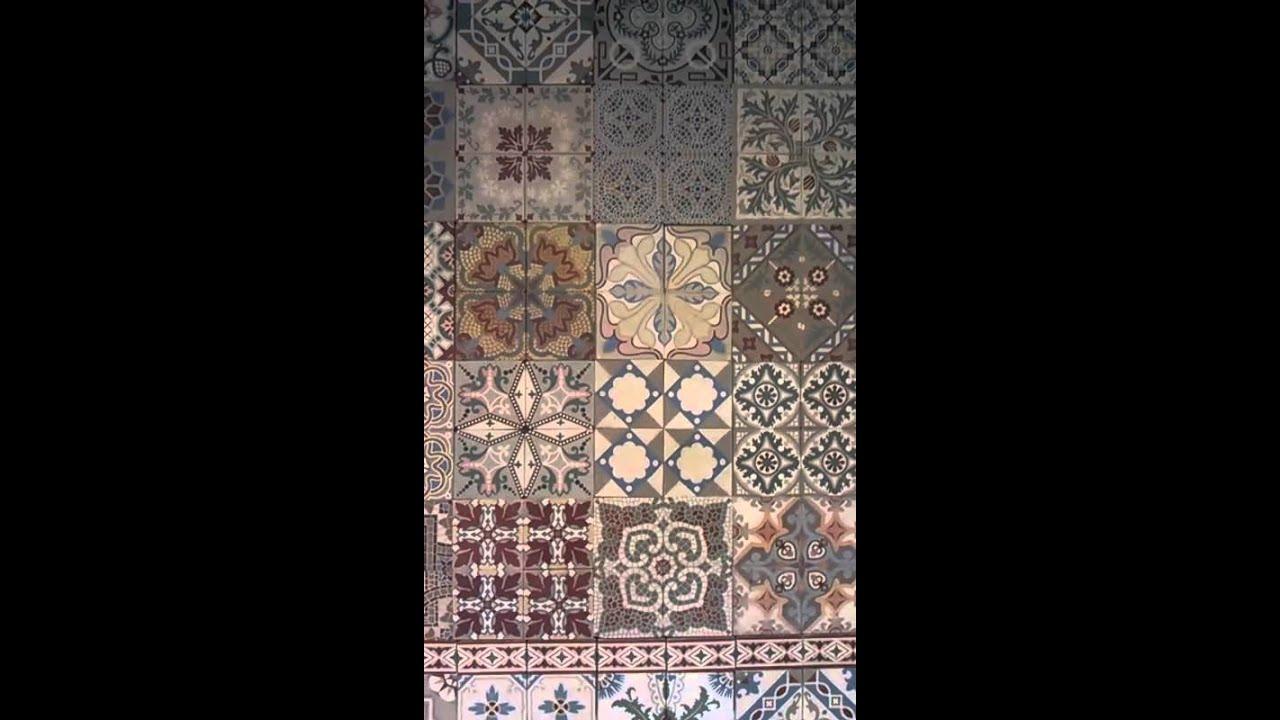 Tegel Laminaat Kwantum : Laminaat portugees motief kwantum laminaat mogadore donkerblauw