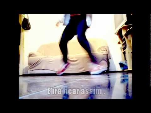 Dee Tenorio [Tutorial de Free Step] @ Psy Elite 2010