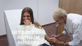 VLOG #74: We proberen het dieet van Nathalie Meskens!