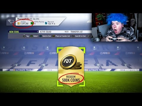 Use this FIFA GLITCH to make UNLIMITED COINS! (FIFA 18)