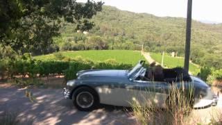 Austin Healey 3000 MKIII in France