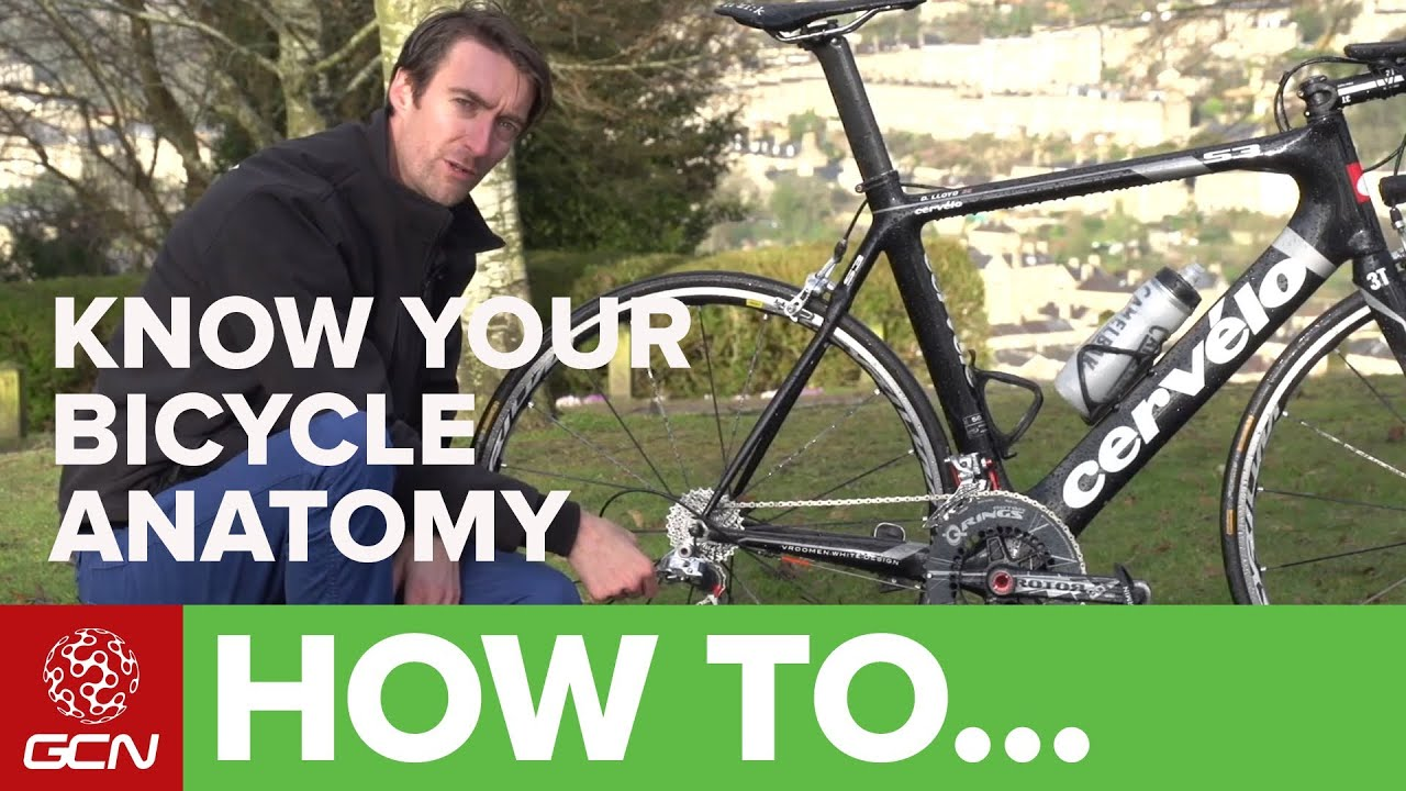 Anatomy Of A Bicycle - GCN\'s Maintenance Mondays - YouTube