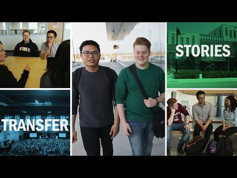 College/University Transfer Student Pathway Story