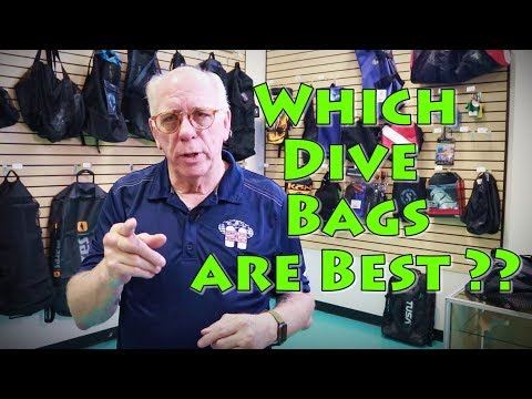 Best Dive Bags 2019 ** Mesh Dive Bags For Travel